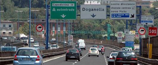 La tangenziale di Napoli