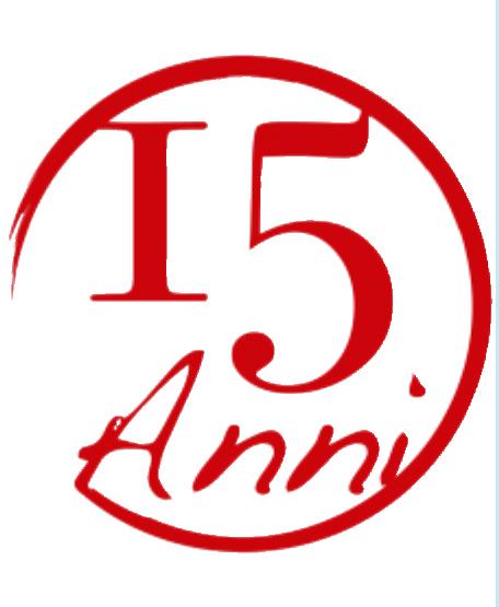 Extrêmement Logo 15 anni | Angelo Di Marino ZJ23