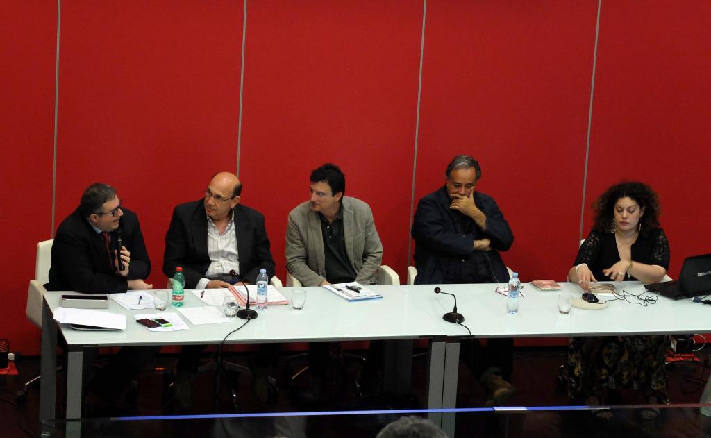 Il corso di aggiornamento dell'Odg alla Mediateca Marte di Cava de' Tirreni (foto L. Pepe)