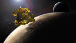New Horizons scopre Plutone