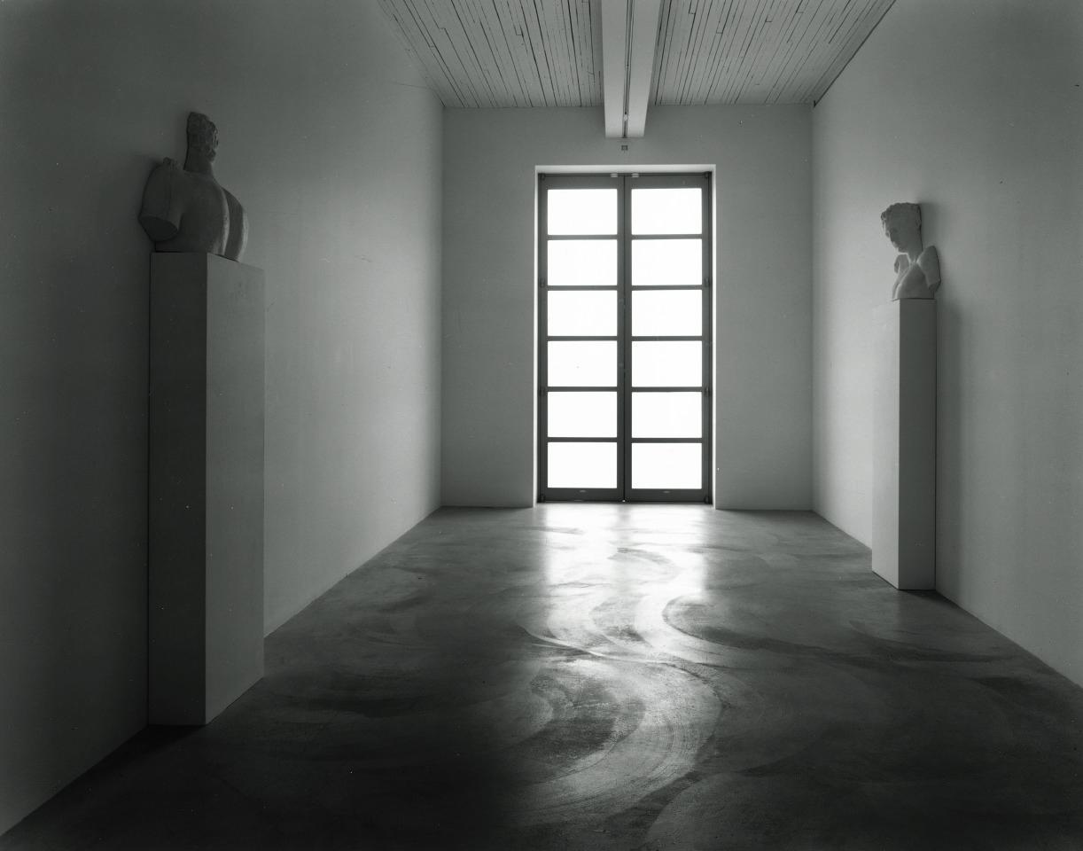 Intervallo, Giulio Paolini (1986)