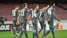 Europa League, Napoli-Legia Varsavia
