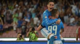 Napoli-Milan 4-2