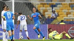 Dynamo Kiev-Napoli