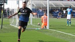 Atalanta-Napoli 1-0