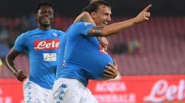 Napoli-Empoli 2-0