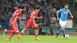 Napoli-Benfica