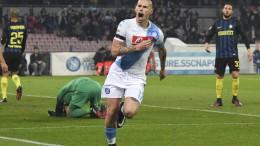 Napoli-Inter 3-0