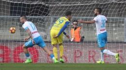 Chievo-Napoli 1-3