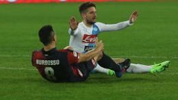 Napoli-Genoa 2-0