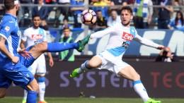 Serie A: Empoli-Napoli 2-3