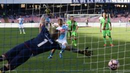 Napoli-Crotone 3-0