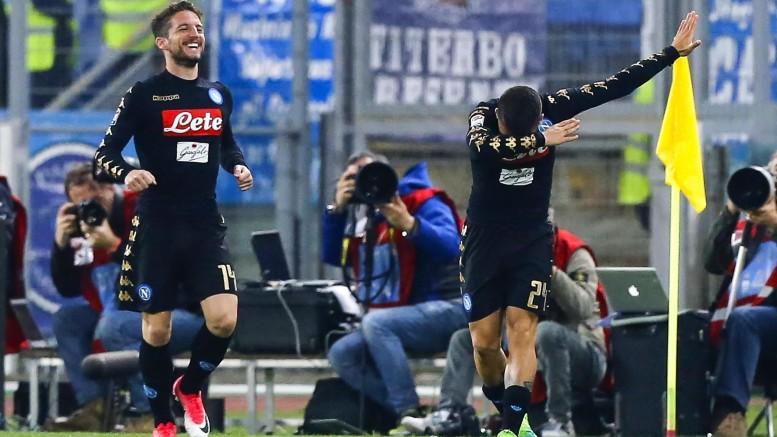 Lazio-Napoli 0-3