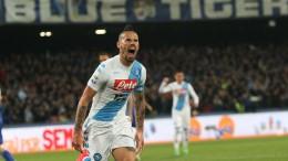Napoli-Juventus 1-1