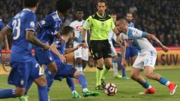 Coppa Italia: Napoli- Juventus 3-2