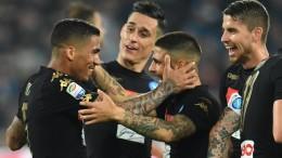 Napoli-Udinese 3-0