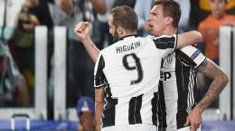 Champions League; Juventus-Monaco 2-1