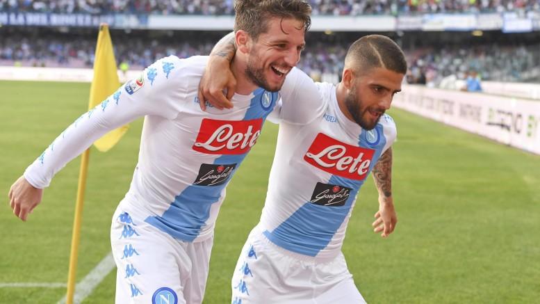 Napoli-Cagliari 3-1