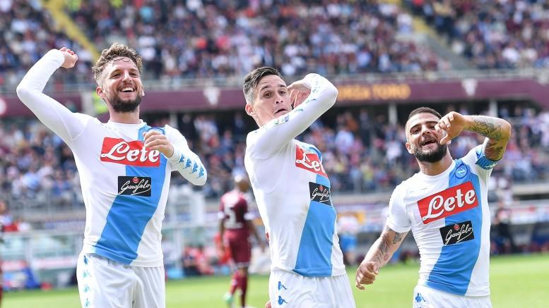 Torino-Napoli 0-5