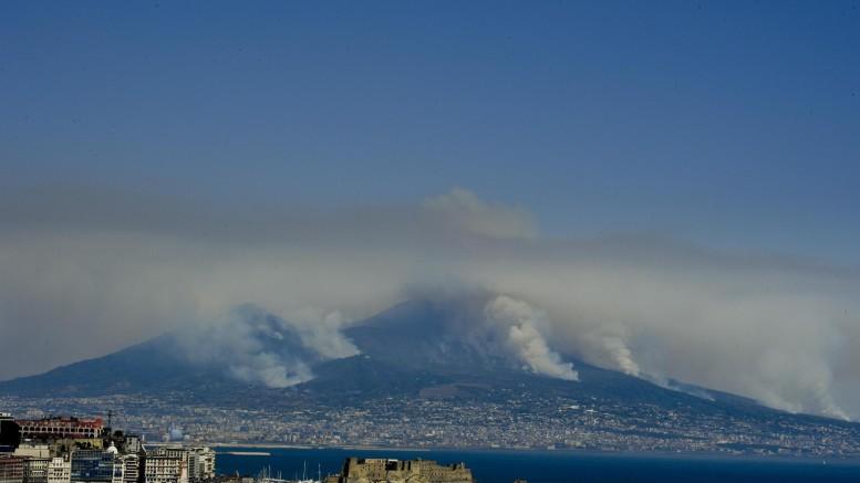 Roghi sul Vesuvio