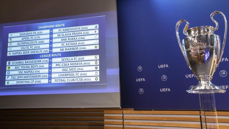 Champions League 2017/18