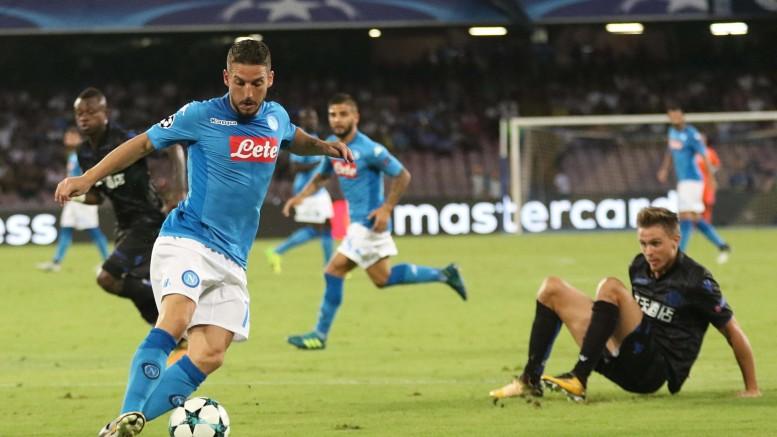 Champions League: Napoli-Nizza 2-0