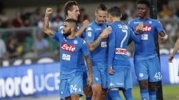 Hellas Verona-Napoli 1-3