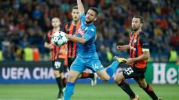 Champions League: Shakhtar Donetsk-Napoli 2-1