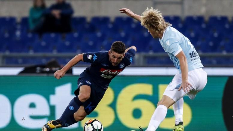 Lazio-Napoli 1-4