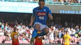 Napoli-Benevento 6-0