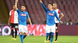 Champions League: Napoli-Feyenoord 3-0