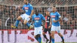 Genoa-Napoli 2-3