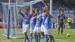 Napoli-Cagliari 3-0