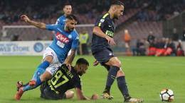Napoli-Inter 0-0