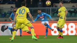 Chievo-Napoli 0-0