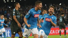 Champions League: Napoli-Manchester City 2-4