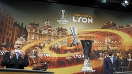 Europa League: sorteggio a Nyon