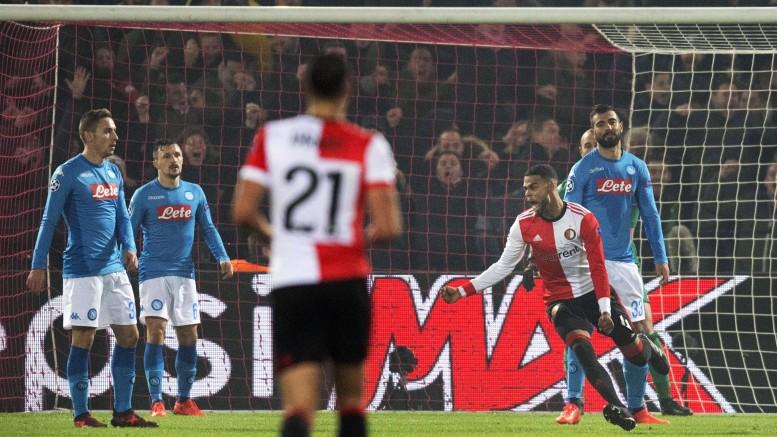 Champions League: Feyenoord-Napoli 2-1