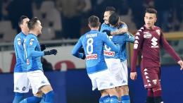 Torino-Napoli 1-3