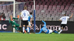 Coppa Italia: Napoli-Atalanta 1-2
