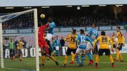 Napoli-Verona 2-0