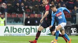 Cagliari-Napoli 0-5