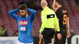 Napoli-Roma 2-4