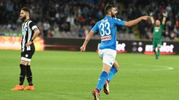 Napoli-Udinese 4-2