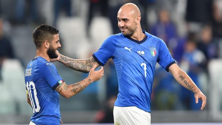 Italia-Olanda 1-1