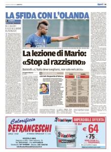 Gazzetta di Mantova 4 giugno 2018