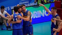 Mondiali 2018: Italia-Polonia 3-2
