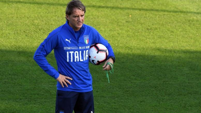Italia: il ct Mancini