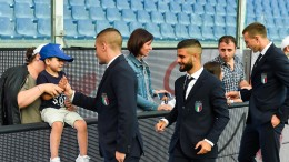 Italia-Ucraina a Genova