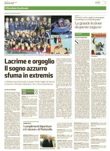 Messaggero Veneto del 21-10-2018